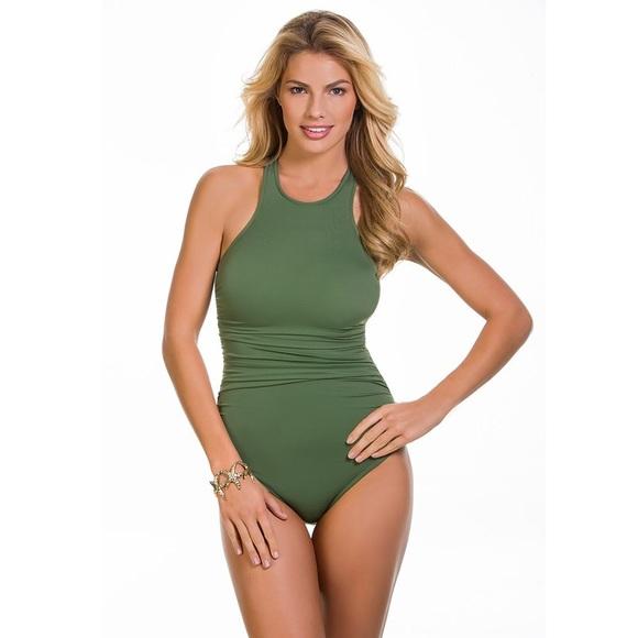11fe8079cb488 60% off Magicsuit Swim Danika Strappy Tummy Control Suit | Poshmark
